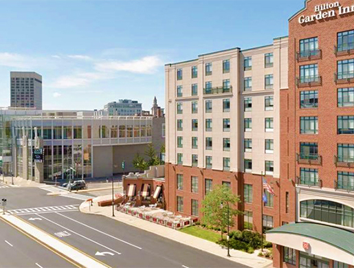 6 Hotels Within Walking Distance To The DCU Center
