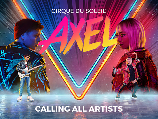 Calling All Artists – Cirque du Soleil Pin Design Contest