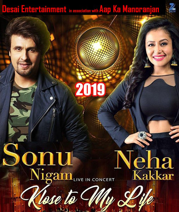 Klose To My Life with Sonu Nigam and Neha Kakkar