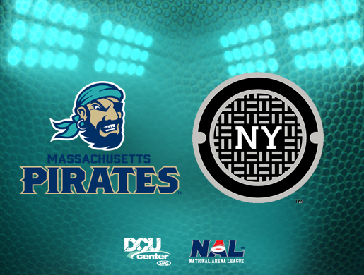 Massachusetts Pirates vs. New York Streets