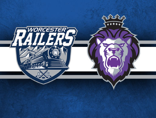 Worcester Railers HC vs Reading Royals