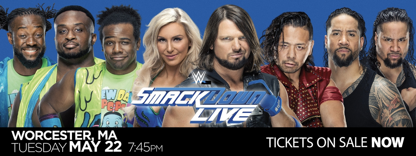 WWE Live Smackdown