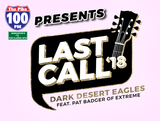 Last Call 2018 with Dark Desert Eagles featuring Pat Badger of Extreme
