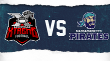 Massachusetts Pirates vs. Louisville Xtreme
