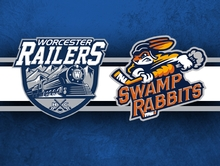 Worcester Railers HC vs Greenville Swamp Rabbits
