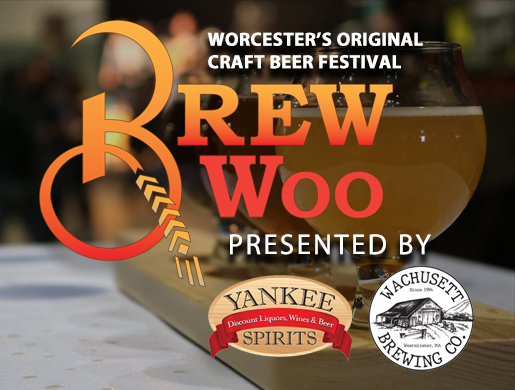 Brew Woo presented by Wachusett Brewing Co. and Yankee Spirits