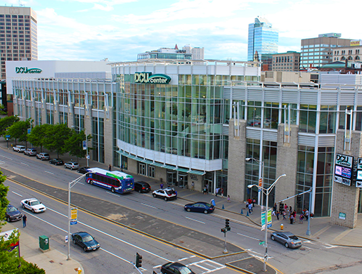 We're 38 Years Old! So Here Are 38 Reasons To Love The DCU Center