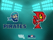 Massachusetts Pirates vs. Orlando Predators
