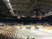 Lighting Project Complete at DCU Center