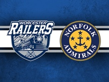 Railers vs. Norfolk
