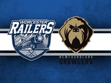 Worcester Railers HC vs Newfoundland Growlers