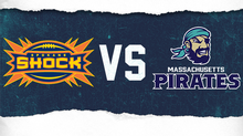 Massachusetts Pirates vs. Spokane Shock