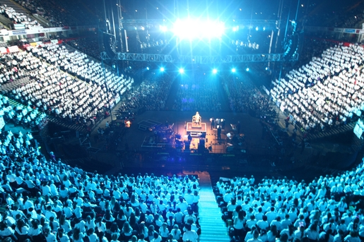 Hear That? American Young Voices® Will Perform at The DCU Center Arena in June