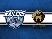 Railers vs. Newfoundland