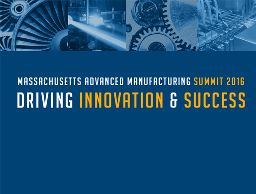 2016 Advanced Manufacturing Summit