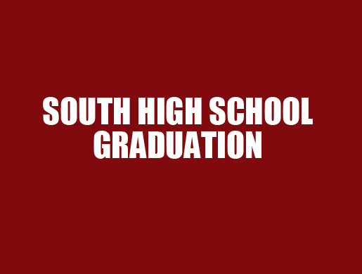 South High School Graduation