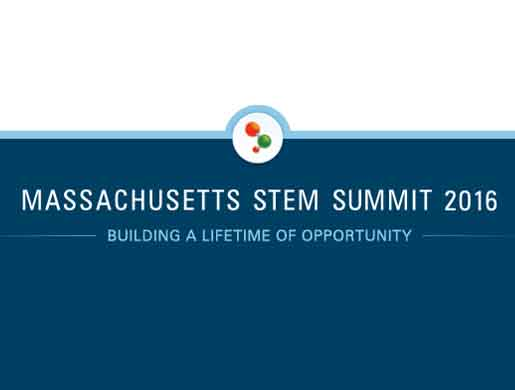 Massachusetts STEM Summit 2016