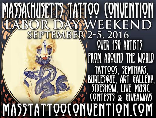 Massachusetts Tattoo Convention