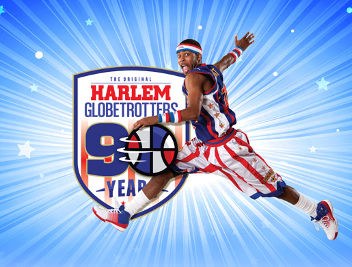 Harlem Globetrotters 90th Anniversary World Tour