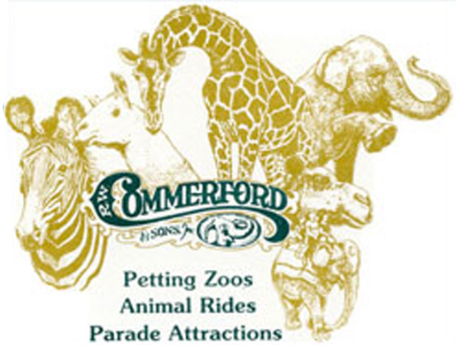 Commerford Zoo Kid's Fun Fair